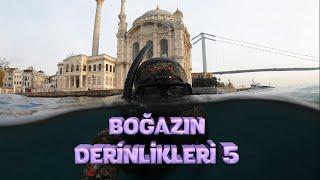 Boğazın Derinlikleri 5  |  Ortaköy  |  Aralık 2019 İstanbul