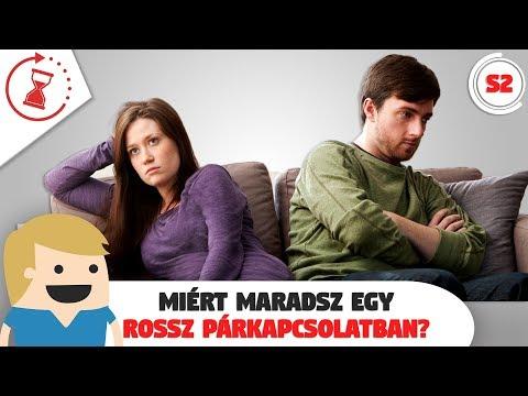 Miért maradsz benne egy rossz párkapcsolatban? - Van egy perced? #Season2