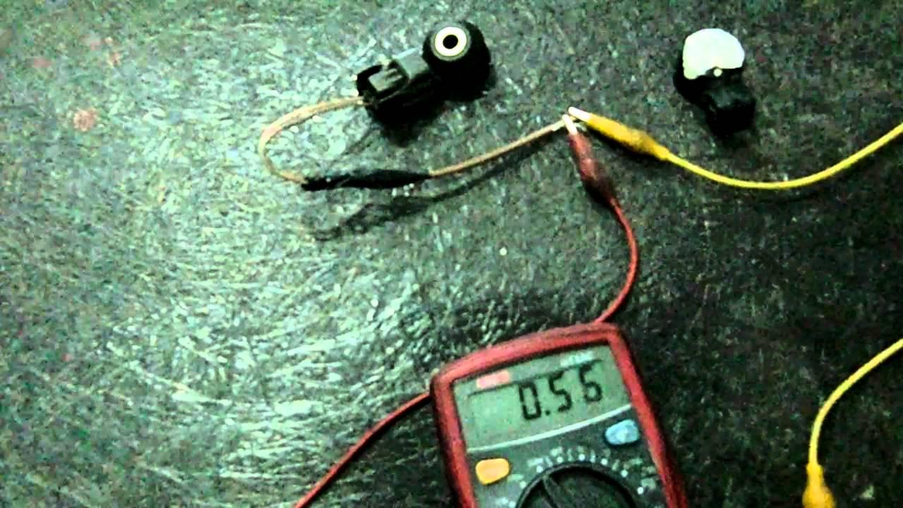 S13 Sam Good Knock Sensor Testing 14apr
