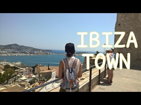 A Day in Ibiza Town. | Europe 2015