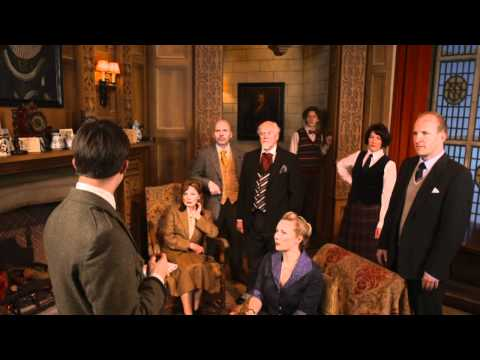 Agatha Christie's The Mousetrap Theatre Show 60th Anniversary Trailer