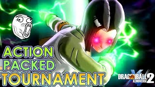 DB SUPER MVP ANDROID 17 IN AN ACTION PACKED WORLD TOURNAMENT - Dragon Ball Xenoverse 2