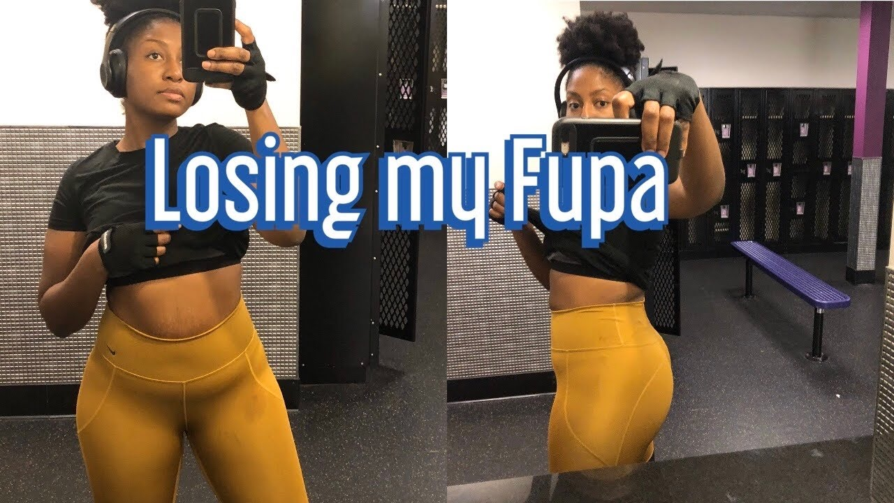 Getting rid of my Fupa once and for all 😩  Mommy pooch - YouTube