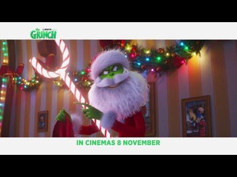 THE GRINCH  Gadgets  In Cinemas 8 November