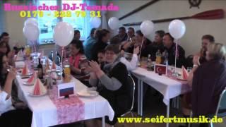 Russischer Tamada Hannover RUSSISCHER DJ HANNOVER