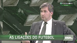 Entrevista Bruno de Carvalho - Sporting TV (15/10/2015)