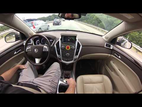 Carnegie Mellon's Cadillac SRX Drives Autonomously 33 miles from Cranberry to PIT airport
