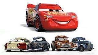 CARS 3 NEDERLANDS GESPROKEN FULL EPISODE VAN HET SPEL Bliksem McQueen en Legendes van de films Cars