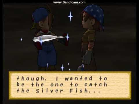 Harvest Moon Save The Homeland Silver Fish