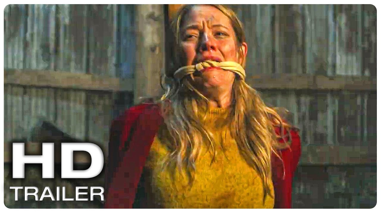 THE RETREAT Official Trailer #1 (NEW 2021) Horror Movie HD