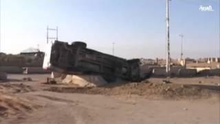 الأنبار.. داعش يهاجم مركز شرطة ويحاول إخلاء سبيل سجناء