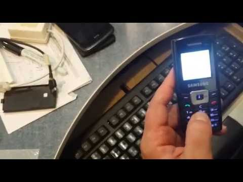 Samsung SGH C450 unlock by code
