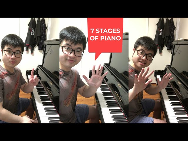 1 Day Vs 10 Years of Playing Piano