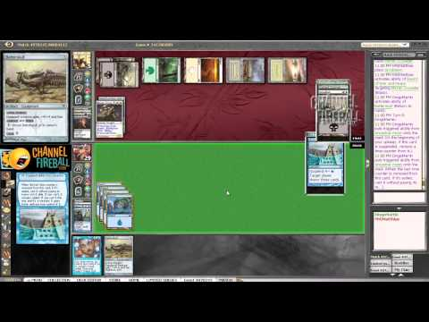 Channel Quentin - Cube Draft #5 Match 1, Game 1