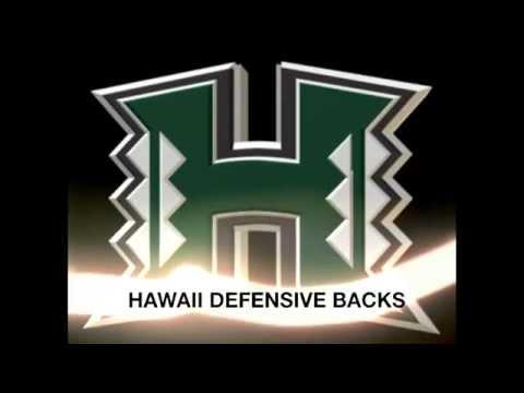 University of Hawaii Football 2012 Signing Class