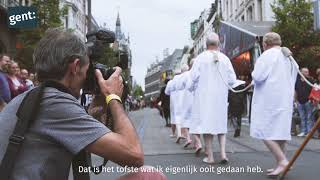 Gentse Feesten stadsfotograaf
