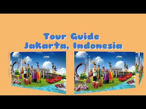 Amazing Tour Guide of Jakarta