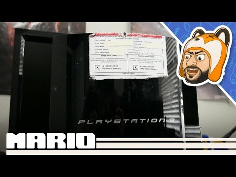 I Bought A Piece Of A PS3 Supercomputer - US Air Force Condor Cluster PS3 Pickup!