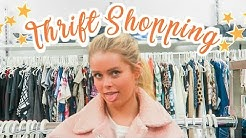 THRIFT SHOPPING WITH ME | Australian Thrift Stores!