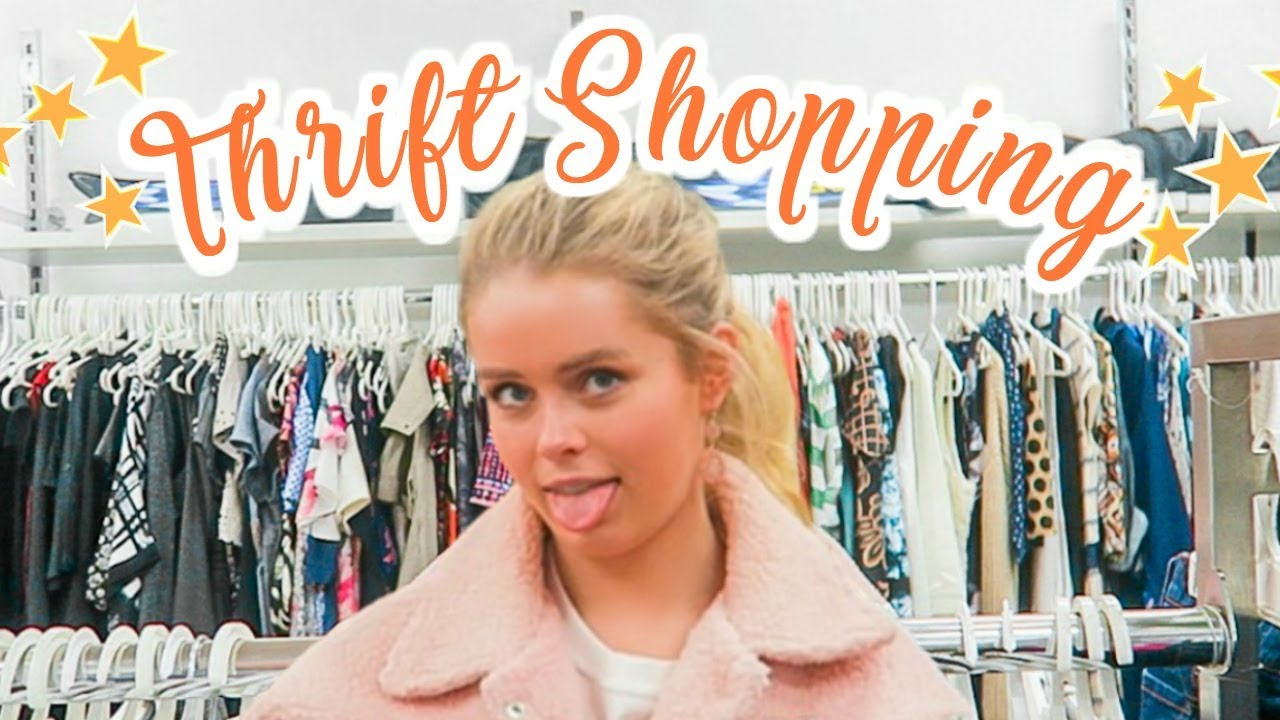 THRIFT SHOPPING WITH ME | Australian Thrift Stores! 1