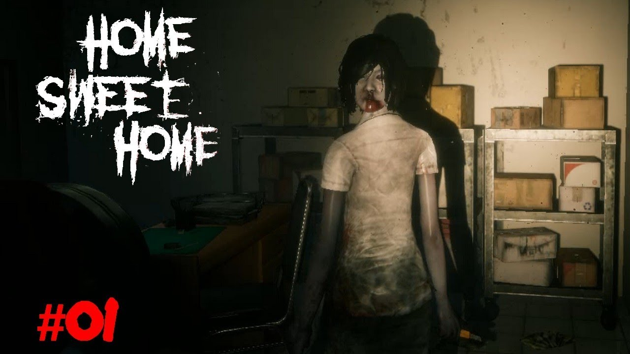 Home Sweet Home Playthrough Gameplay Part 1 (Steam Horror ...
