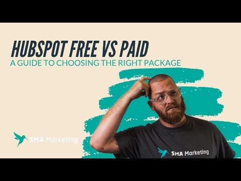 HubSpot Free Vs Paid: A Guide To Choosing The Right Package