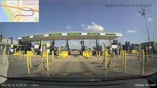 Canada US Border Crossing (5) - Queenston-Lewiston Bridge (Niagara-on-the-Lake, ON ~ Lewiston, NY)