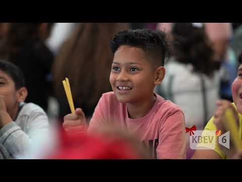 KBEV | Albion Street Elementary School Visit | Special Field Report | 2019
