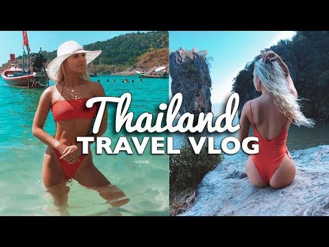 THAILAND, PHUKET VLOG | PART ONE