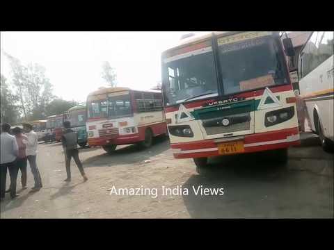 Satellite Bus Station , Bareilly, Uttar Pradesh