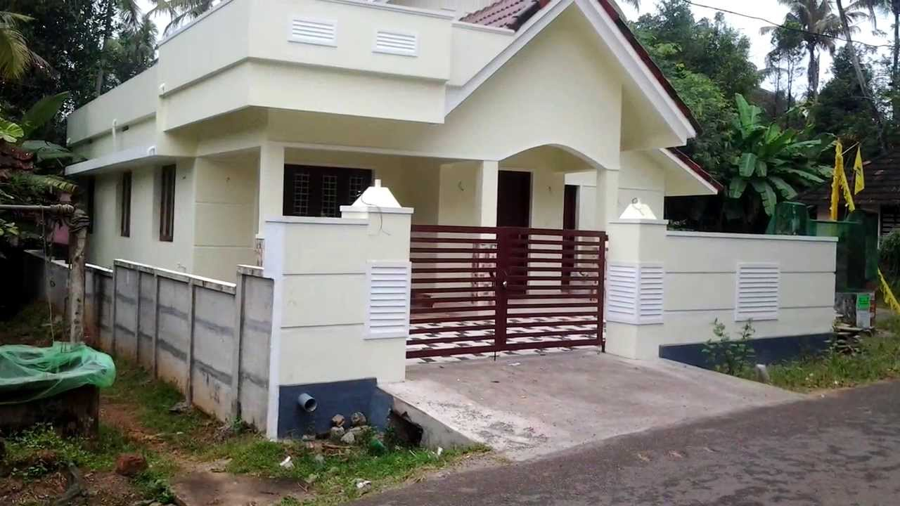 New small budget house in angamaly ernakulam real estate for Small modern homes for sale