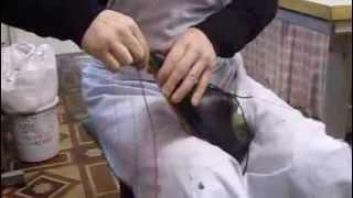 Пошив обуви ручной работы,,,(Индивидуальный пошив обуви , рантовым метод крепления подошвы,,,,,, 2014-03-02T09:45:04.000Z)