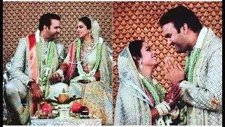 Isha Ambani Wedding Photos: कौन कौन आया ईशा अम्बानी की शादी में