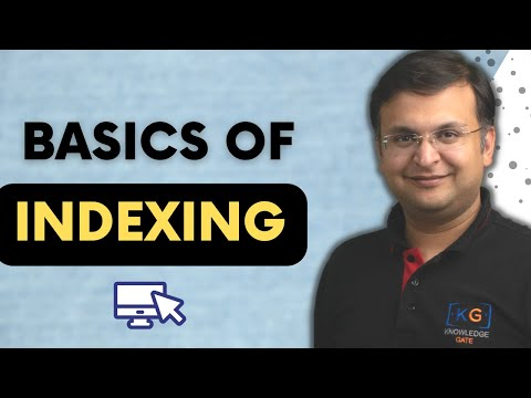PART 5.3 Indexing In Dbms In Hindi Basics Of Indexing In Dbms Primary Secondary Clustered