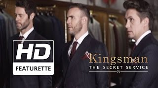 Take That - 'Get Ready For It' | Kingsman: The Secret Service | Behind The Scenes HD