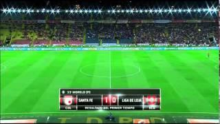 Independiente Santa Fe vs Liga de Loja 3-0