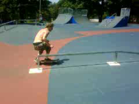 Ravenna Park - Chris - BS Feeble