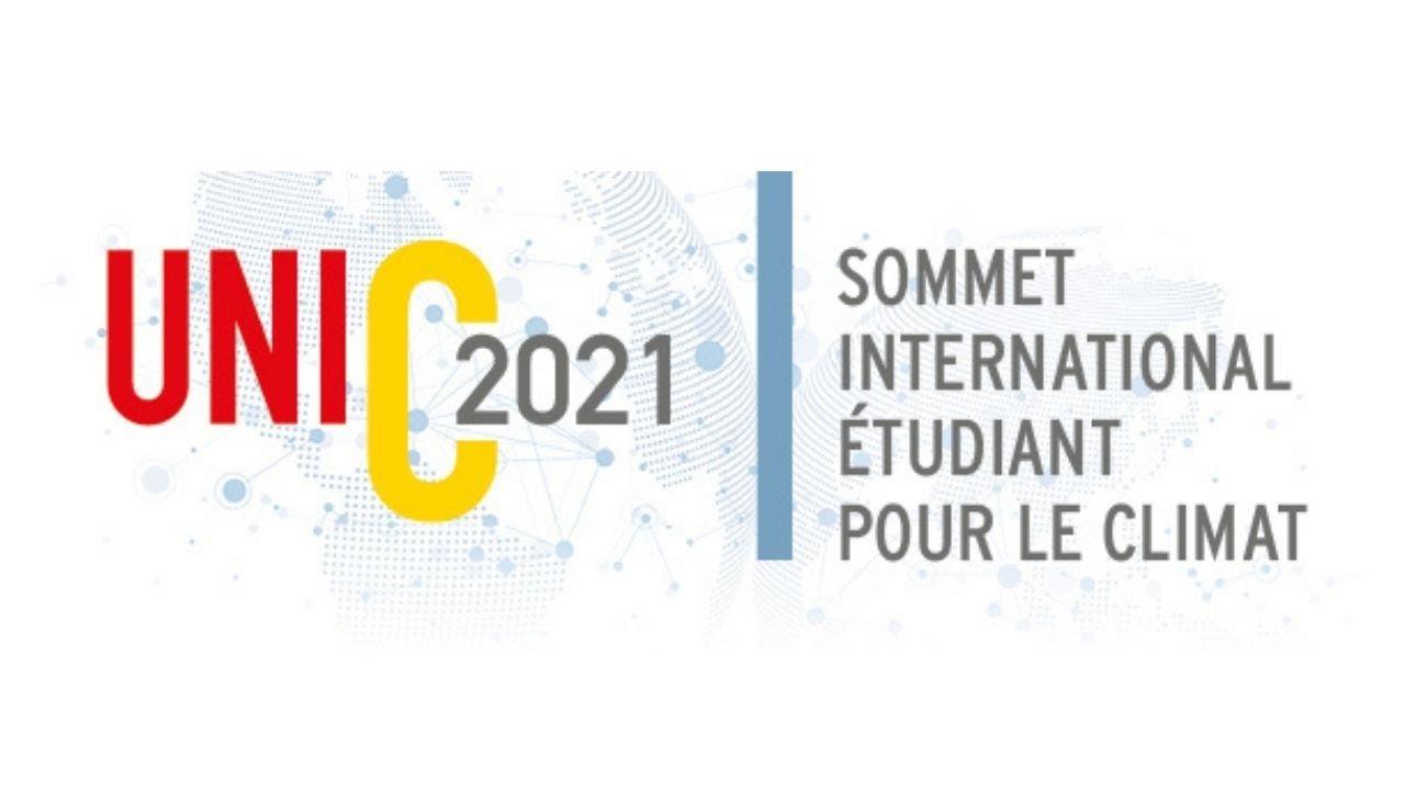 Sommet international étudiant pour le climat | UniC2021