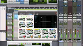 Mastering in Pro Tools (with stock plugins)