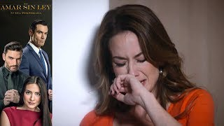 Por Amar Sin Ley 2 - Capítulo 17: Roberto rompe el corazón de Victoria - Televisa