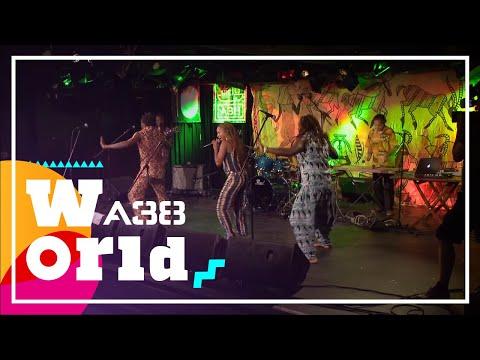 Burkina Electric - Sankar YAARÉ // Live 2013 // A38 World