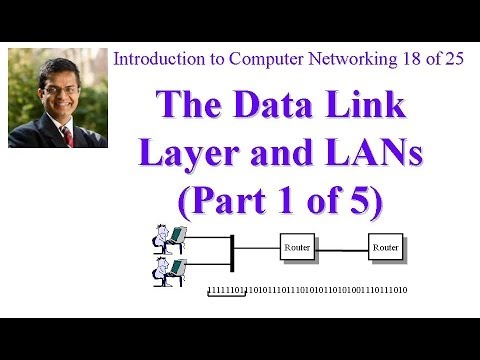 CSE473-11-5A: Internet Link Layer Protocols, Local Area Networks (Part 1 of 5)