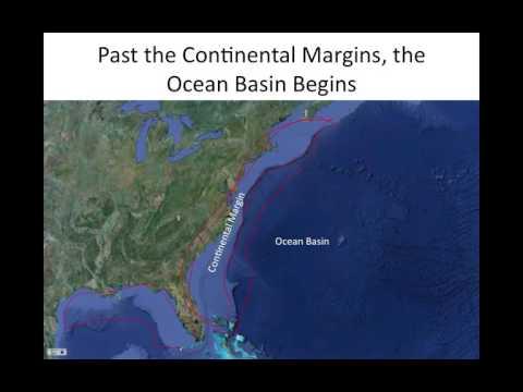 Lecture 3: Ocean Basins