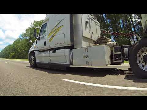 Richmond Hill, Savannah to Pooler Georgia, Liberty to Chatham County, I-95, 6 August 2016 GP065512