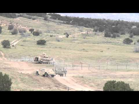 3rd Armored Brigade Combat Team, 4th Infantry Division Combined Arms Live Fire Exercise