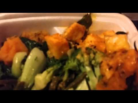 Day 8 Eating Out Wholefoods, Hare Krishna Restaurant Paleo Body Age Reset