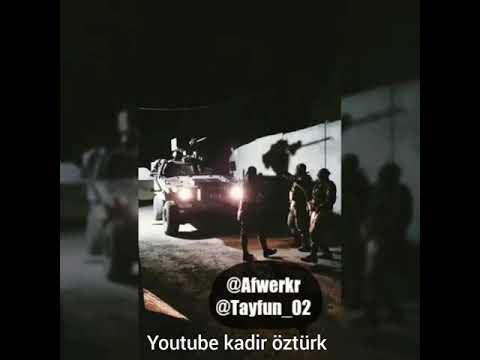 Örümcek Korktunmu ? Taklidini Yapan TÜRK Askerlerimiz !