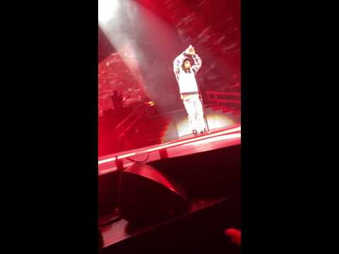Lil Wayne - Nightmares Of The Bottom Live Stockholm, Sweden Globe Arena