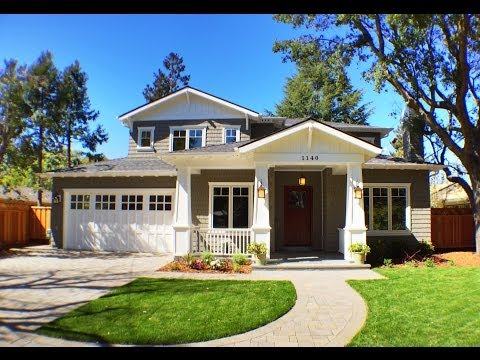 1140 Middle Avenue in Menlo Park - Video Tour