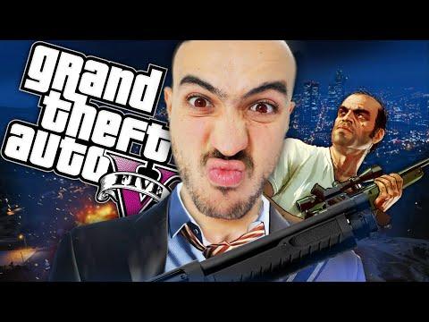 LE TUEUR EN SÉRIE ! - GTA Online